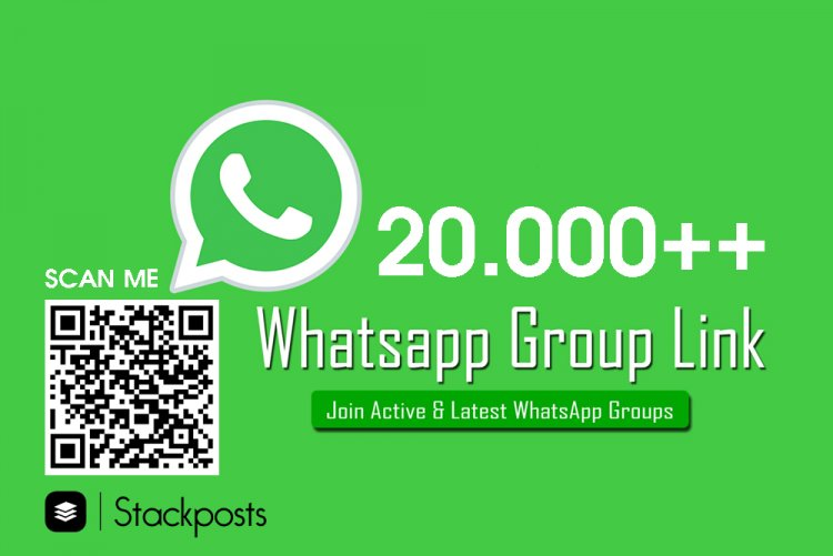 Whatsapp Group Link Join List 2021 Stackposts